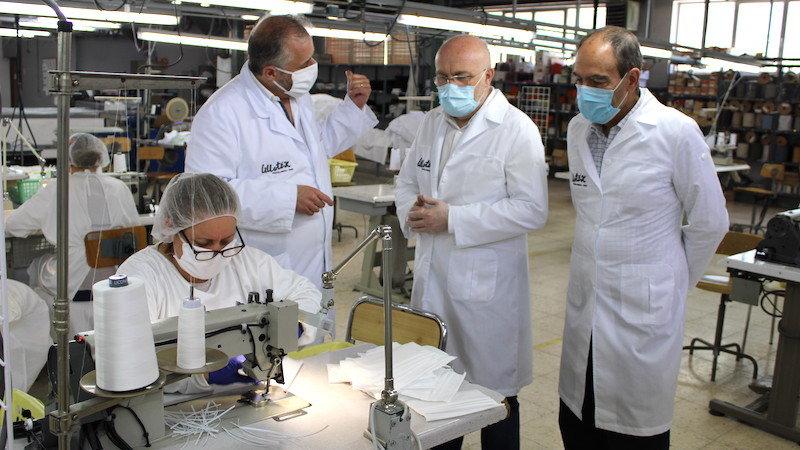 Empresas de Albacete integran el Centro de Operaciones 'Covid Market Place' CLM